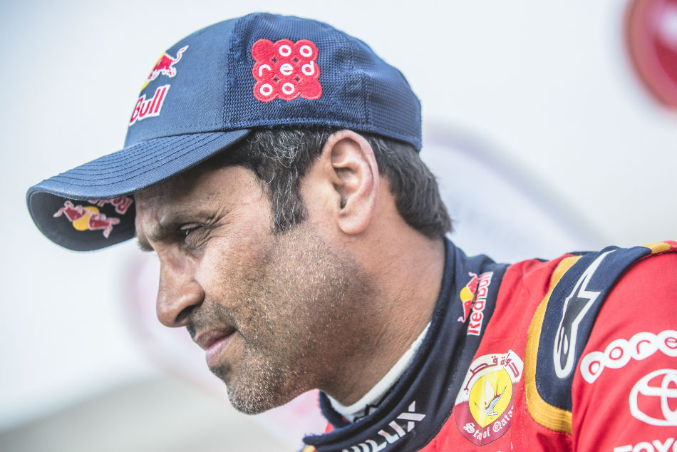 Al Attiyah One Stage Away From Winning Dakar Rally