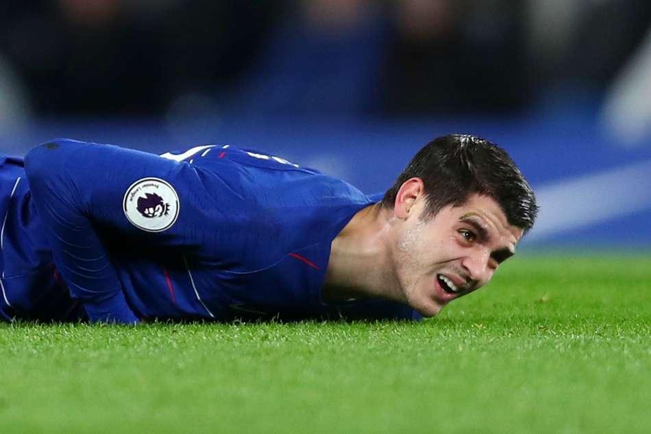 Alvaro Morata Asked Leave Chelsea Maurizio Sarri Transfer News