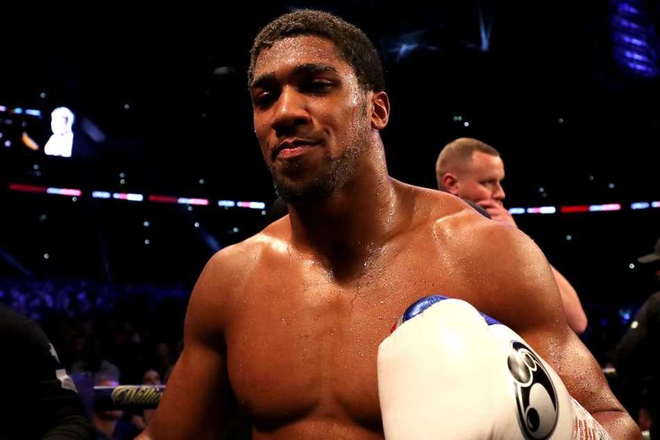 Anthony Joshua Next Fight Eddie Hearn