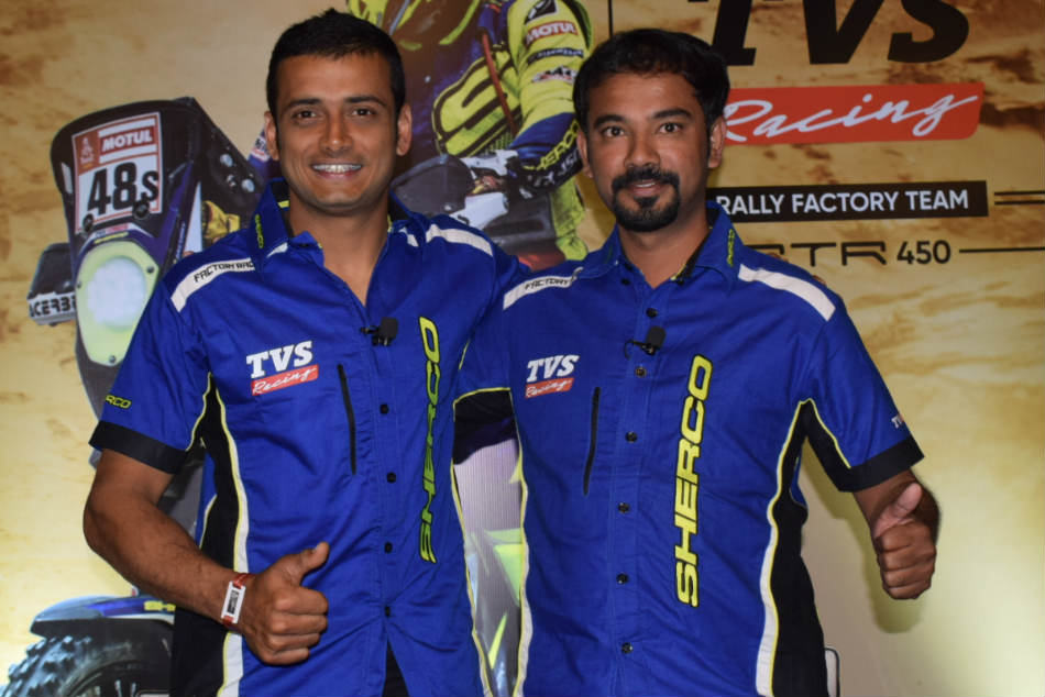 An Indian Can Finish On Podium At Dakar Rally Two Years Aravind