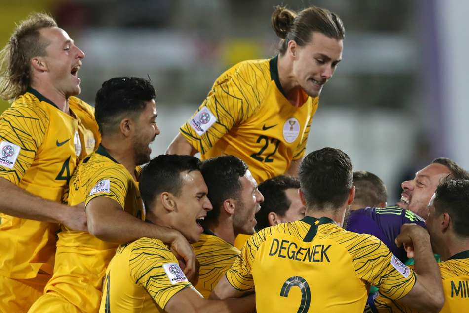 Afc Asian Cup United Arab Emirates V Australia Arnold Break With Tradition For Quarter Final