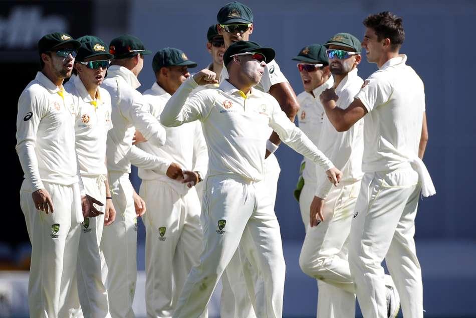 Pat Cummins Australia Sri Lanka First Test