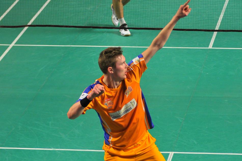 Pbl Viktor Axelsen Finishes Home Leg With Win
