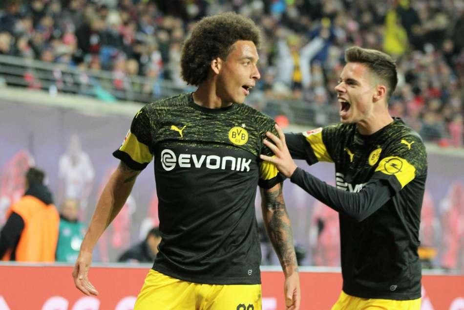 Rb Leipzig 0 Borussia Dortmund 1 Witsel Restores Six Point Cushion