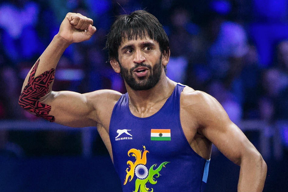 Ahead Big Events Pwl Will Help Me Check Where I Stand Bajrang Punia