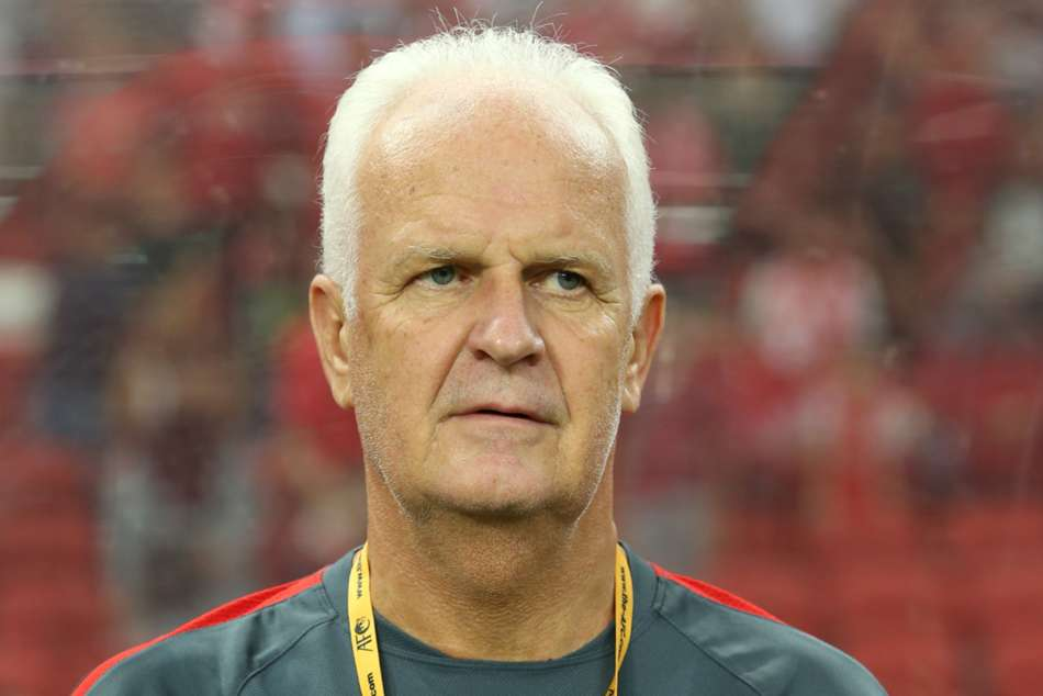 Bernd Stange departs Syria after eleven months in charge