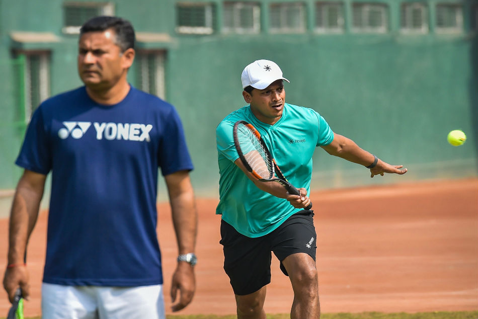 Let S Talk About Singles Now Enough Doubles Grand Slam Titles Bhupathi