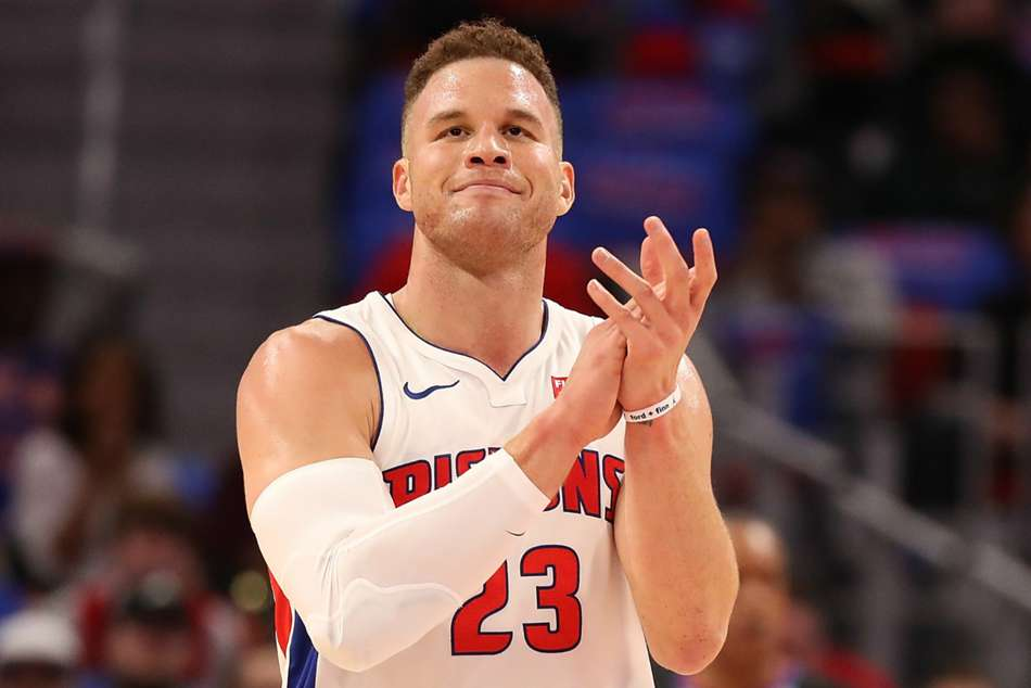 Nba Wrap Griffin Scores 44 Points Grudge Match Against Clippers