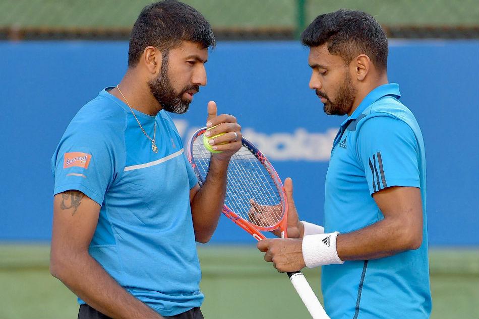 Australian Open India S Men S Doubles Challenge Ends Single Day
