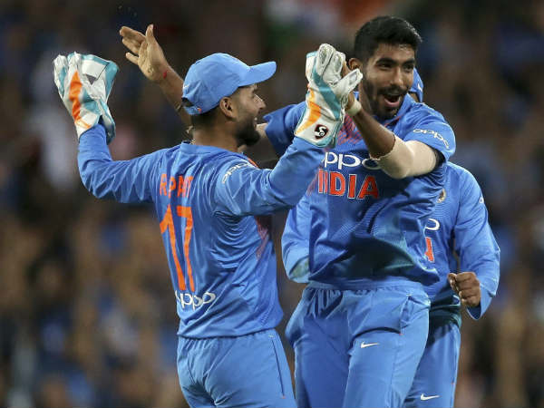 4. Bumrah maintains top slot