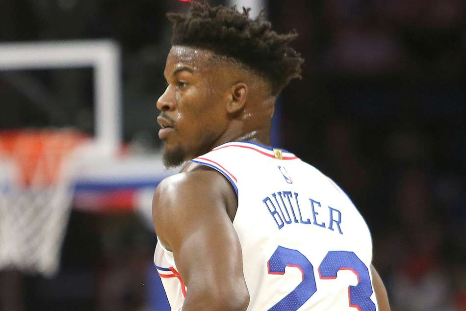 Nba Sixers Star Butler Denies Confronting Coach Brown