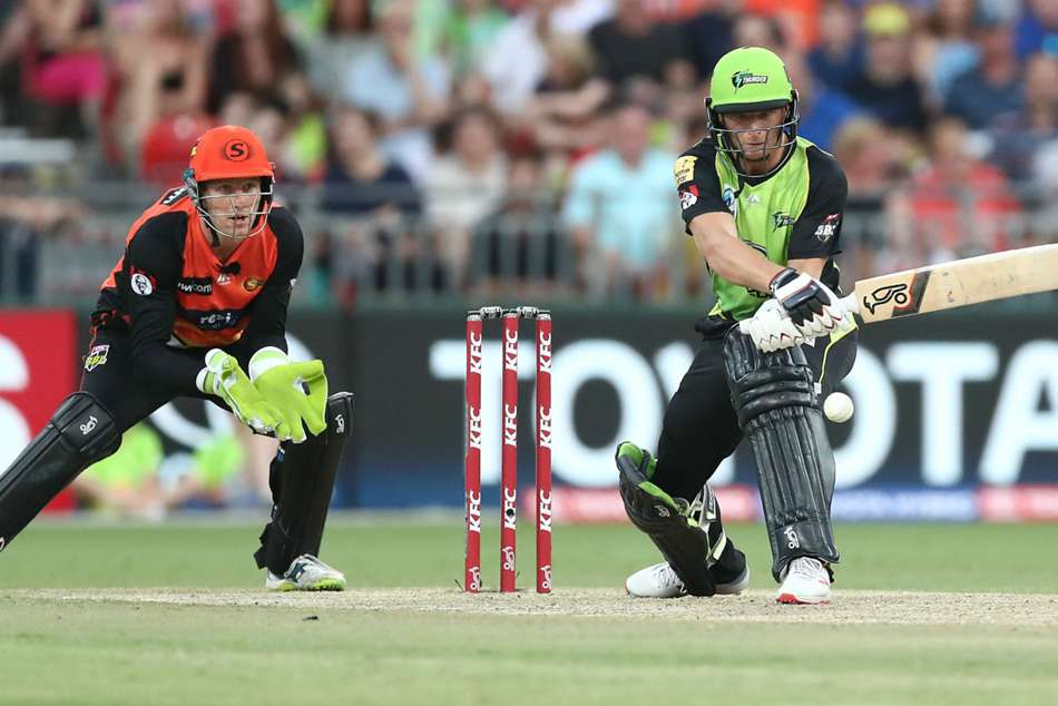 BBL 2019: Buttlers purple patch continues in tense Thunder win