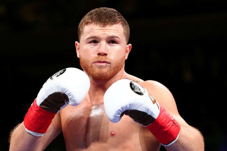 Saul Canelo Alvarez Daniel Jacobs Middleweight Unification Fight
