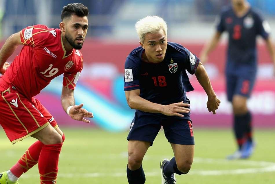 Bahrain 0 Thailand 1 Songkrasin Hero Interim Coach Yodyardthai