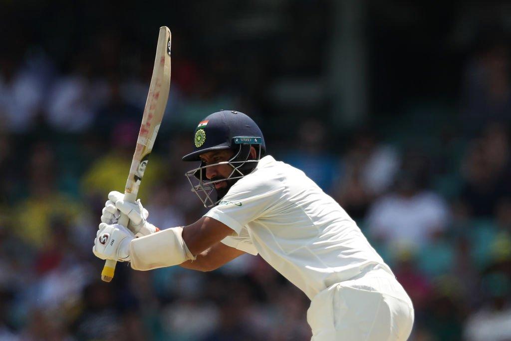 India Vs Australia Cricketing World Hails Cheteshwar Pujara
