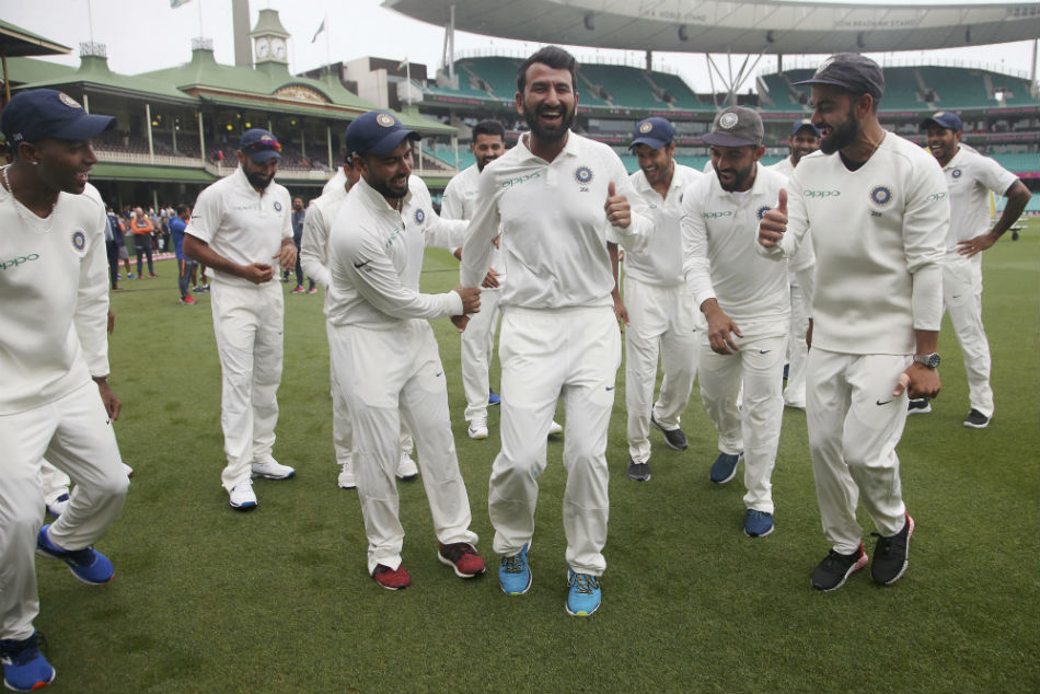 India Vs Australia Virat Kohli Reveals The Brains Behind Cheteshwar Pujara Rishabh Pant