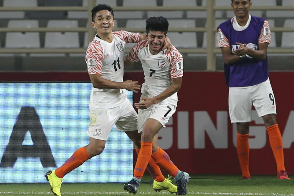 Afc Asian Cup Never My Wildest Dream I Thought That I D Play So Many Games For India Chhetri