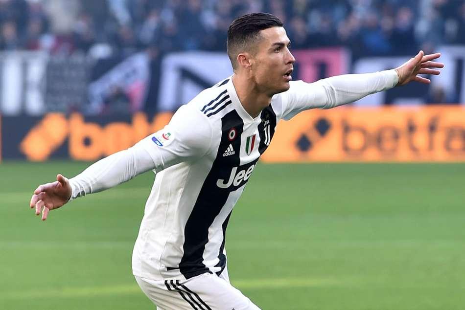 Cristiano Ronaldo Gennaro Gattuso Juventus Ac Milan