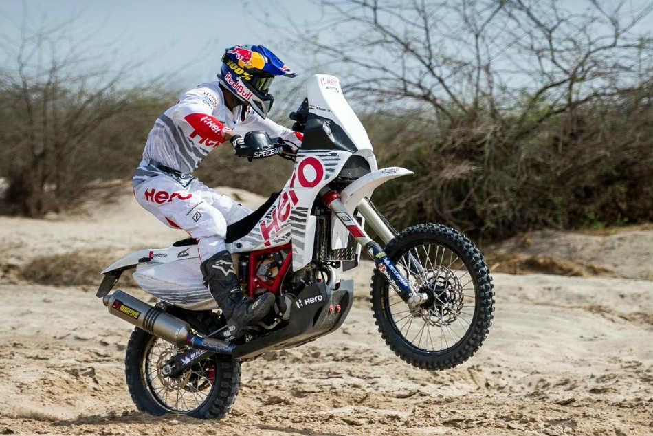 41st Dakar Rally Kicks Off Lima Hero Confident Good Finish
