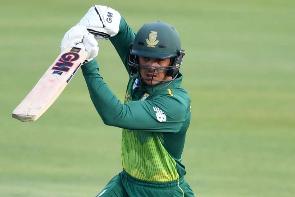 Quinton De Kock Stars South Africa Clinch Pakistan Odi Series Report