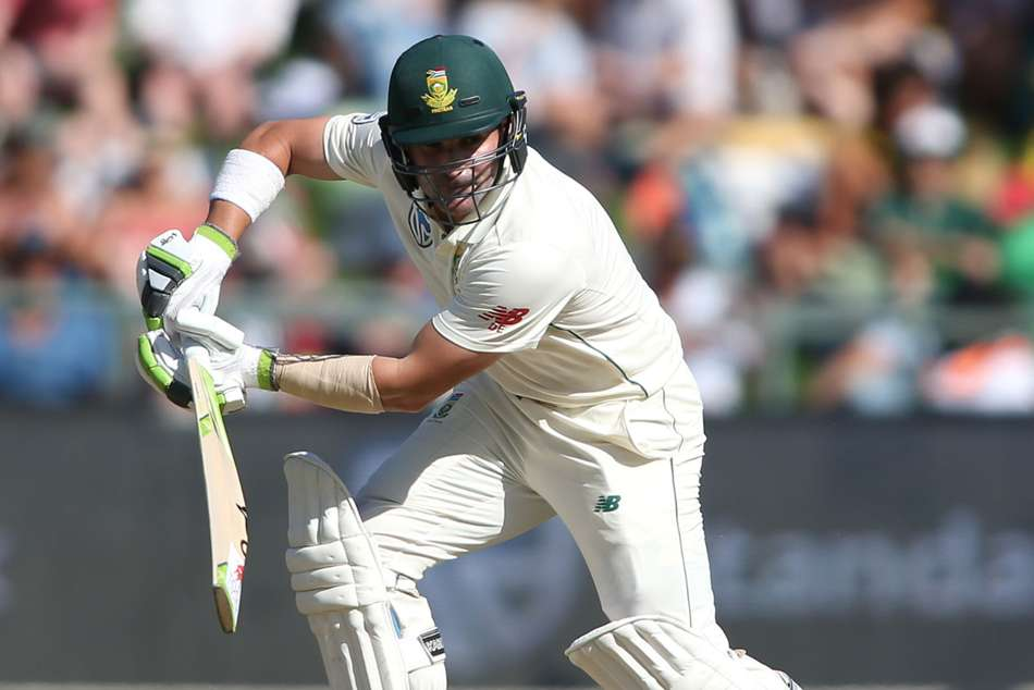 Elgar Seals Routine Chase As South Africa Clinch Series