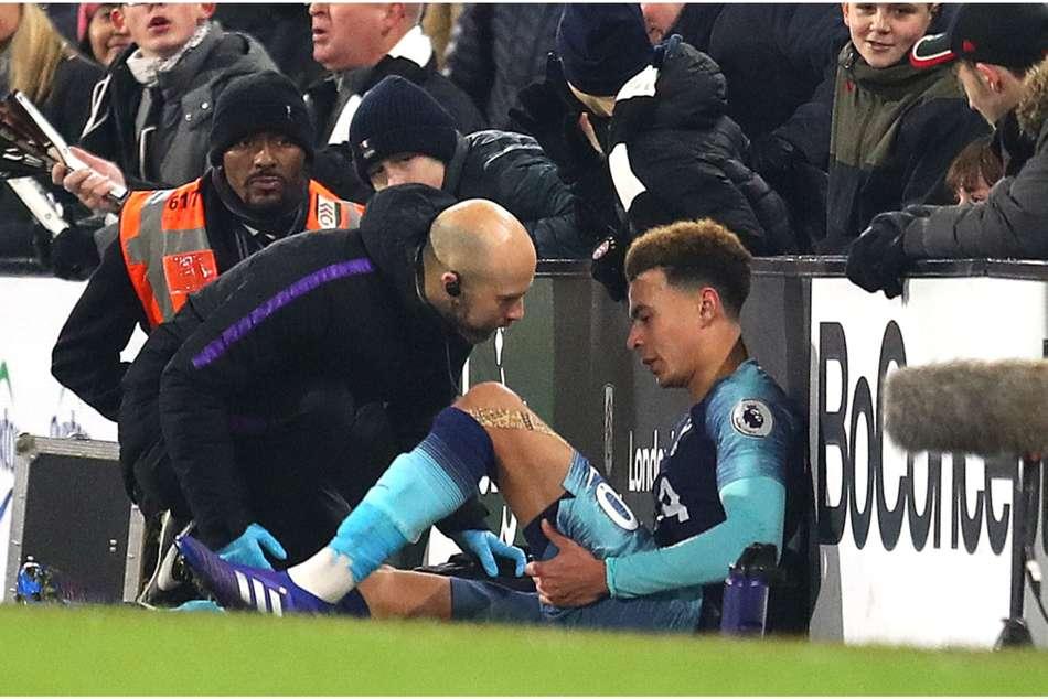 Mauricio Pochettino Wait Dele Alli Assessment Tottenham Injury Update