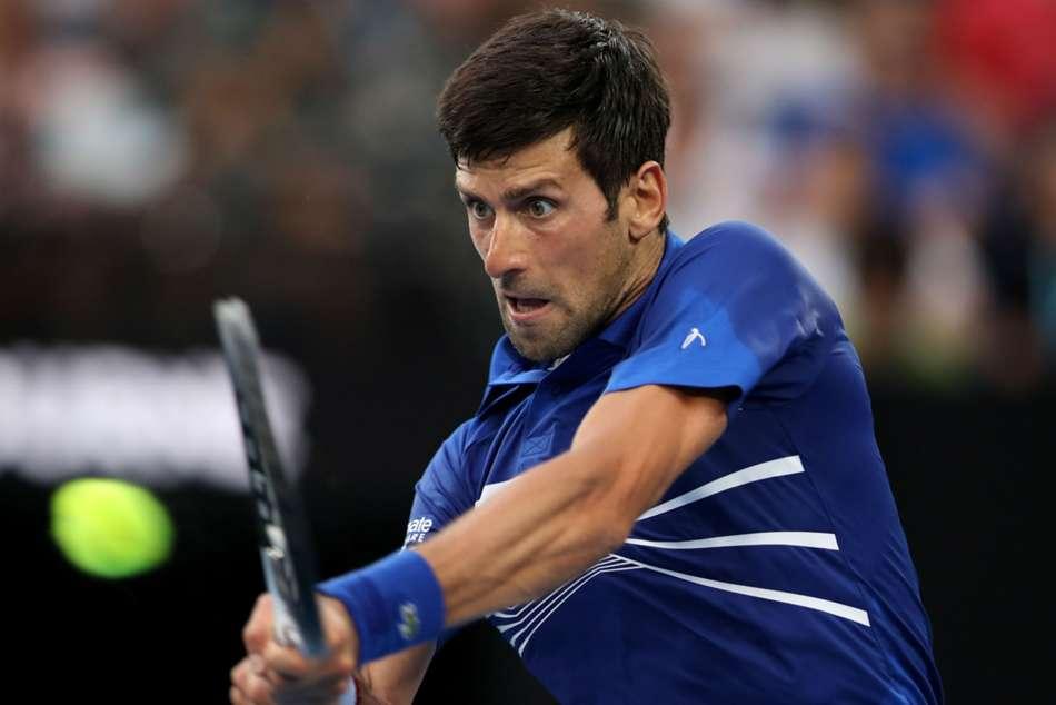 Australian Open Dominant Djokovic Coasts Through Melbourne