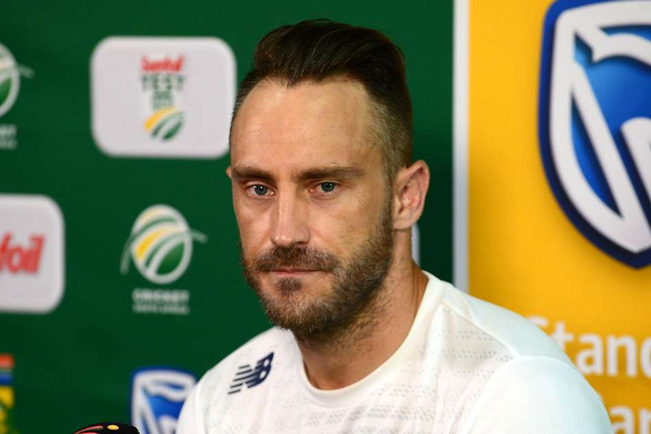 Faf Du Plessis Suspended South Africa Third Test Pakistan
