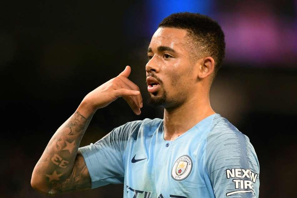 Manchester City 3 Wolves 0 Jesus Double Premier League Match Report