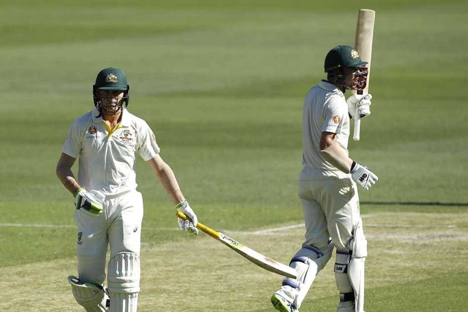 Travis Head Marcus Labuschagne Australia Sri Lanka First Test Gabba