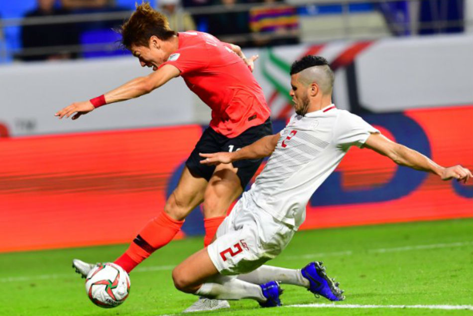 Afc Asian Cup 2019 South Korea Will Improve Says Hwang
