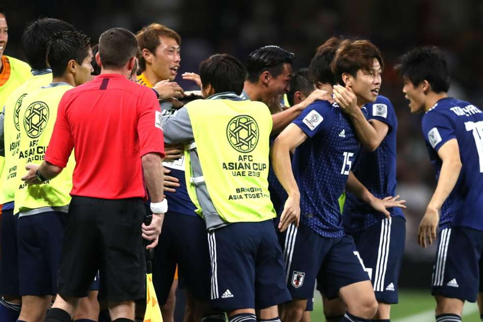 Afc Asian Cup Iran 0 Japan 3 Controversial Osako Brace Helps Book Final Place