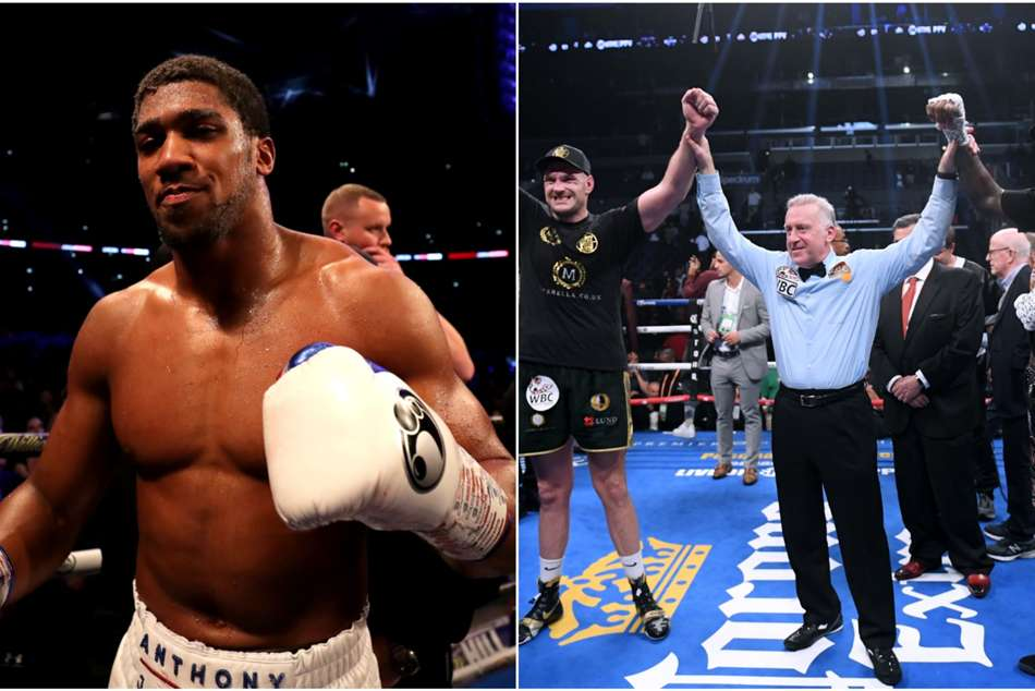 Fury More Likely Joshua Opponent Than Wilder Hearn