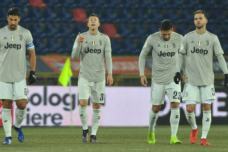 Juventus progressed despite the absence of Cristiano Ronaldo and Paulo Dybala