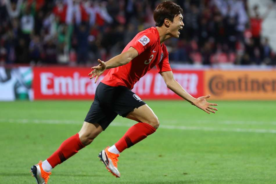 Afc Asian Cup South Korea 2 Bahrain 1 After Extra Time Kim Jin Su Seals Quarter Final Spot