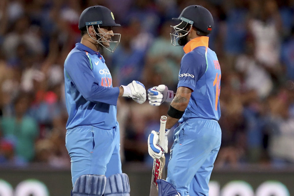 Dhoni Knows How Play According Situation Gillespie