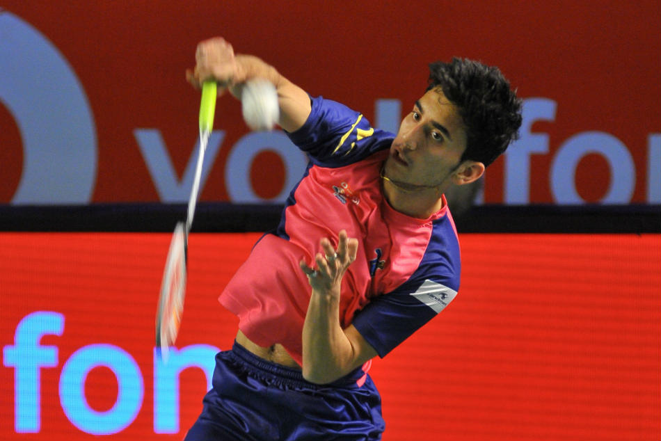 Pbl Marin Lakshya Help Pune 7 Aces Stay Contention A Semi Final Berth