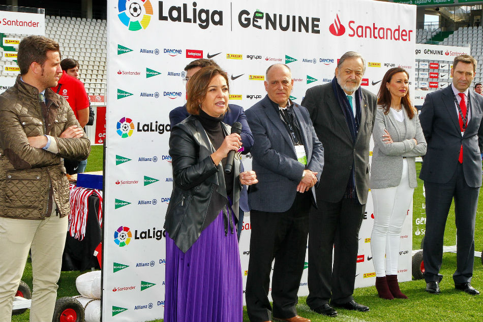 La Liga Reaches To Players With Intellectual Disability
