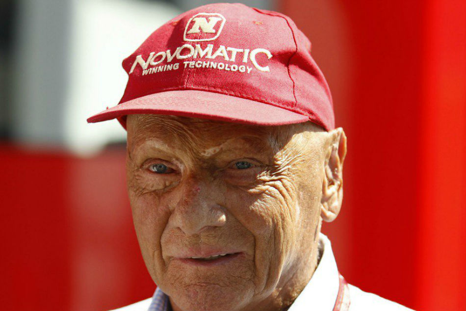 Former F1 Champion Niki Lauda Discharged From Hospital
