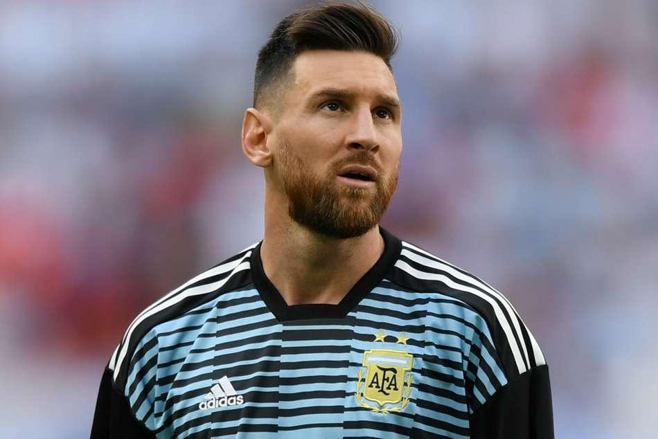 Scaloni Messi Argentina Return Copa America Tite