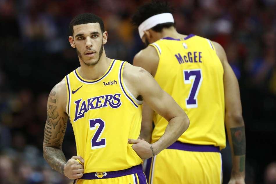 Nba Wrap Thursday Scores Highlights Video Lakers Lonzo Ball Gaffe Thunder Ot