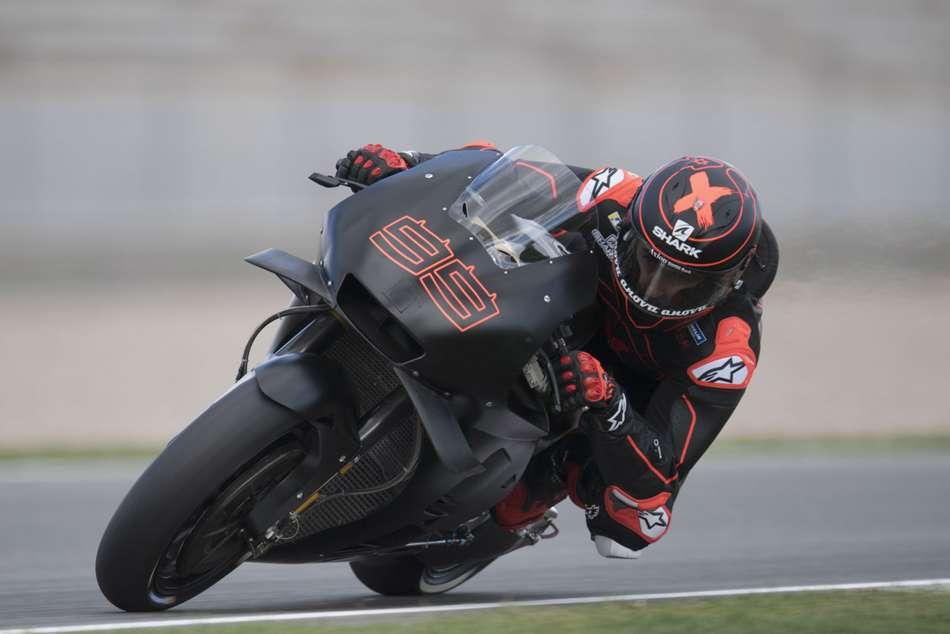 Lorenzo Relishing Rivalry Repsol Honda New Team Mate Marquez