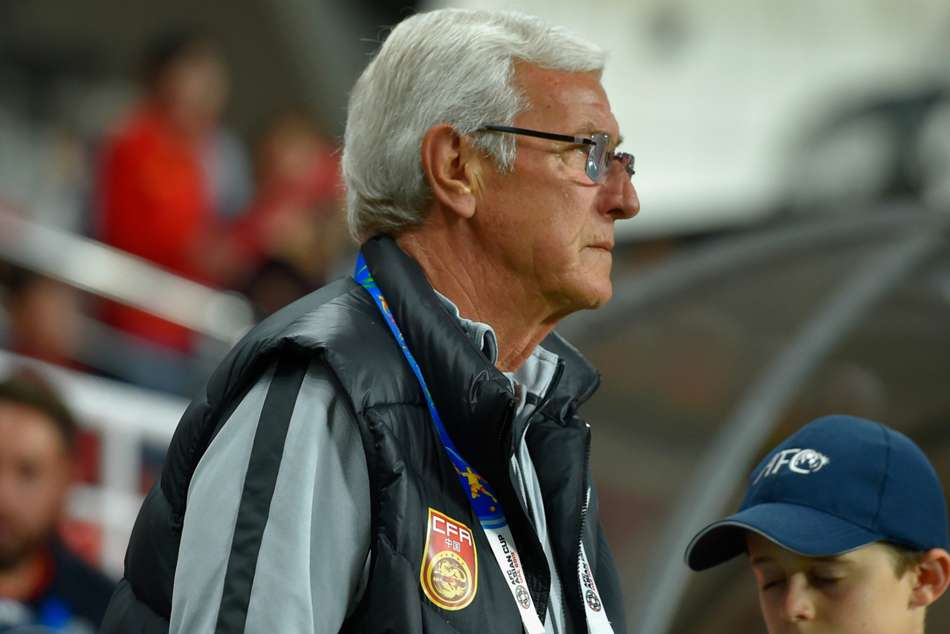 Afc Asian Cup 2019 Marcello Lippi Leaves China After Asian Cup Loss