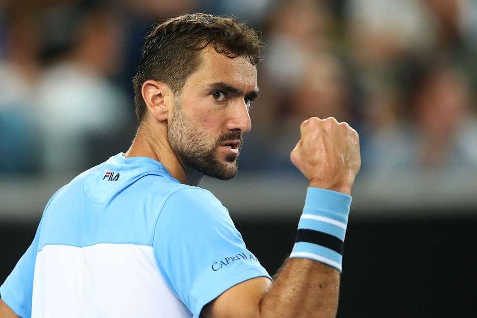 Australian Open Atp Review Cilic Nadal Federer