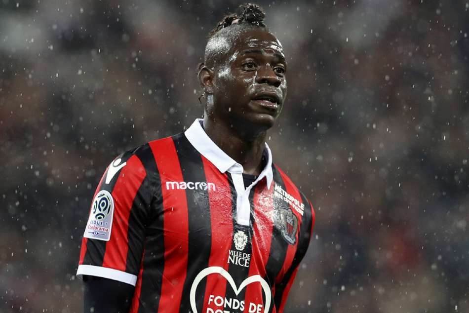 Mario Balotelli Joins Marseille Nice Ligue 1 Transfer News