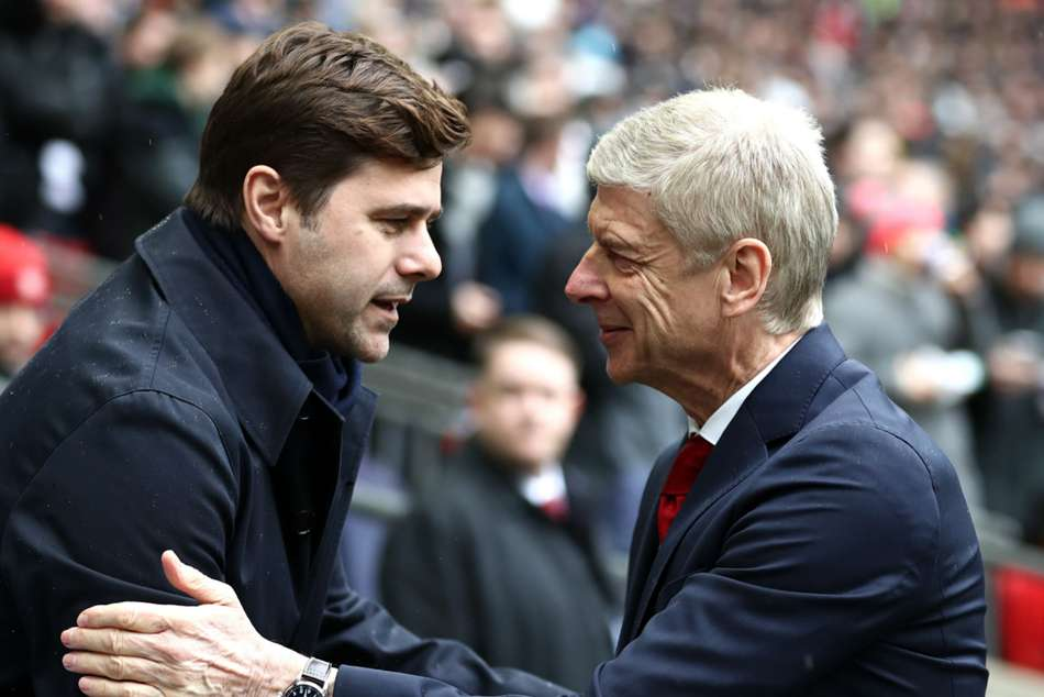 Mauricio Pochettino wants to follow Arsene Wengers 20 year spell at a club
