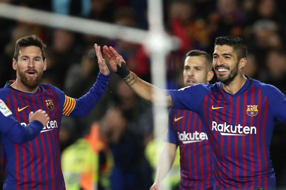 Barcelona Hope Extend Stay At Top A La Liga Weekend Full Der