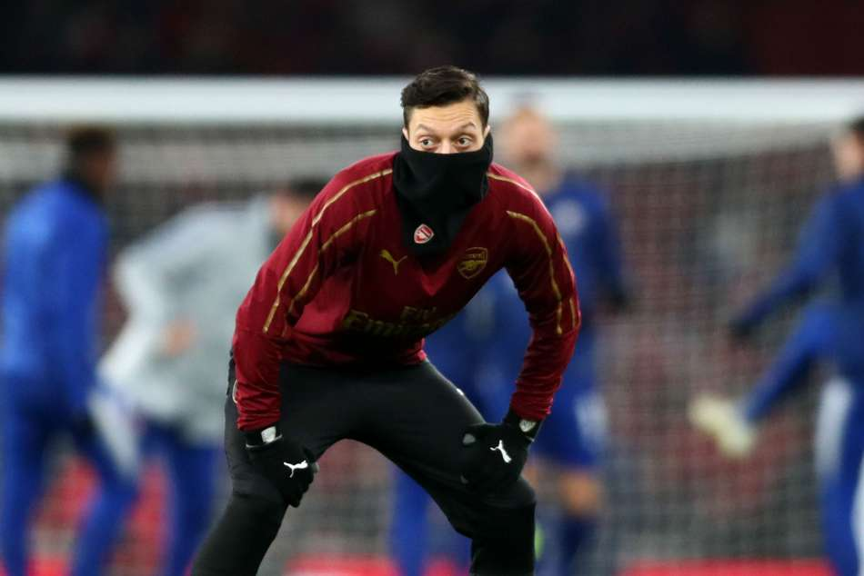 Emery Has Confidence In Arsenal Outcast Ozil