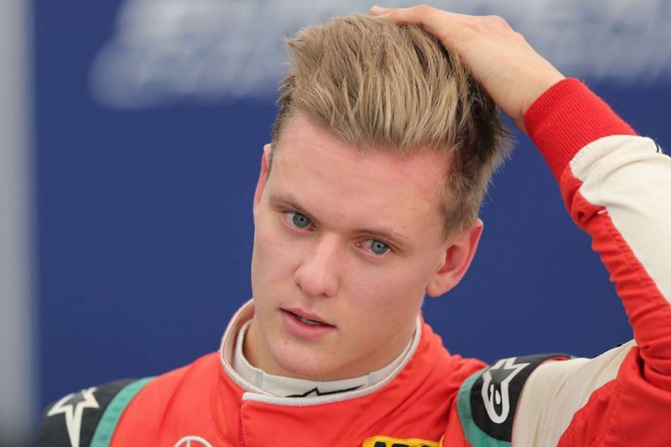 Mick Schumacher joined Ferraris Driver Academy