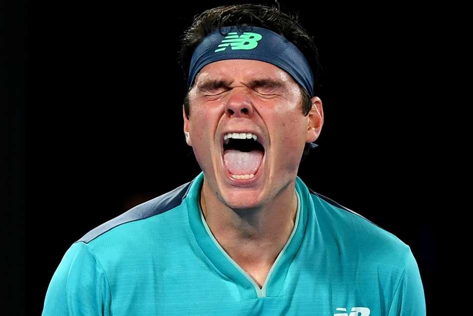 Milos Raonic Stan Wawrinka Australian Open